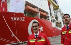 ΝΕΑ ΕΙΔΗΣΕΙΣ (Τούρκος υπουργός Ενέργειας: Εθνικό ζήτημα για την Τουρκία η ανατολική Μεσόγειος – Δεν υποχωρούμε)