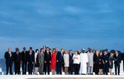 ΝΕΑ ΕΙΔΗΣΕΙΣ (Δύσκολη η συνεννόηση στους G7 ~ Το μαγευτικό Μπιαρίτς δεν βοήθησε ιδιαίτερα)