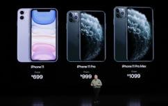 ΝΕΑ ΕΙΔΗΣΕΙΣ (iPhone 11: Αυτά είναι τα smartphone της Apple – Οι τιμές και τα χαρακτηριστικά τους)