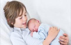 ΝΕΑ ΕΙΔΗΣΕΙΣ (Έρευνα: Τα παιδιά που έχουν μεγαλύτερο αδερφό παρουσιάζουν καθυστέρηση στη γλωσσική ανάπτυξη)