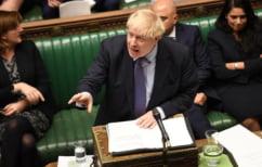 ΝΕΑ ΕΙΔΗΣΕΙΣ (Βρετανία: Η Βουλή ενέκρινε την εμπορική συμφωνία με την ΕΕ με 521 ψήφους)