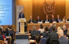 ΝΕΑ ΕΙΔΗΣΕΙΣ (Νέα ομιλία του Κώστα Καραμανλή: Οι παγκόσμιες προκλήσεις μπορούν να μας δοκιμάσουν όλους)