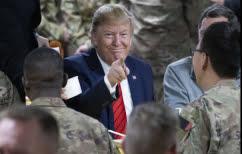 ΝΕΑ ΕΙΔΗΣΕΙΣ (Επανέναρξη των συνομιλιών με τους Ταλιμπάν ανακοίνωσε ο Τραμπ)