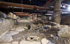 ΝΕΑ ΕΙΔΗΣΕΙΣ (Το ΚΑΣ αποφάσισε: «Ναι» στην απόσπαση των αρχαιοτήτων από τον σταθμό Βενιζέλου στο μετρό Θεσσαλονίκης)