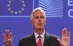 ΝΕΑ ΕΙΔΗΣΕΙΣ (Μπαρνιέ για Brexit: Δεν θα υπάρξει συμφωνία «με κάθε τίμημα»)