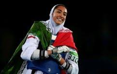 ΝΕΑ ΕΙΔΗΣΕΙΣ (Εγκαταλείπει το Ιράν η μοναδική γυναίκα Ολυμπιονίκης της χώρας – Το συγκλονιστικό μήνυμά της)