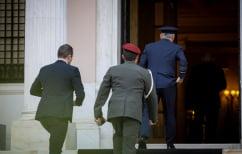 ΝΕΑ ΕΙΔΗΣΕΙΣ (Συνεδριάζει το ΚΥΣΕΑ για τις κρίσεις στην ηγεσία των Ενόπλων Δυνάμεων)