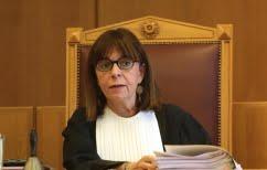 ΝΕΑ ΕΙΔΗΣΕΙΣ (Την παραίτηση της από πρόεδρος του ΣτΕ υπέβαλε η Κατερίνα Σακελλαροπούλου)