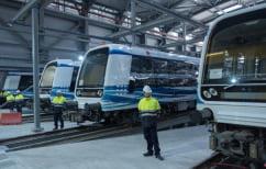 ΝΕΑ ΕΙΔΗΣΕΙΣ (Παραδίδεται το 2023 το μετρό Θεσσαλονίκης ~Πότε θα ξεκινήσουν τα δρομολόγια)