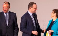 ΝΕΑ ΕΙΔΗΣΕΙΣ (Πολιτική κρίση στο Βερολίνο: Ανοίγει η κούρσα διαδοχής της Μέρκελ)