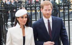 ΝΕΑ ΕΙΔΗΣΕΙΣ (Οι Meghan & Harry σχεδιάζουν το Μάιο να πάνε σε ένα πριγκιπικό γάμο)