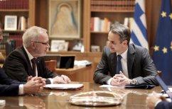 ΝΕΑ ΕΙΔΗΣΕΙΣ (Τετ α τετ Μητσοτάκη με τον πρόεδρο της Ευρωπαϊκής Τράπεζας Επενδύσεων)