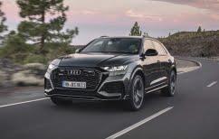 ΝΕΑ ΕΙΔΗΣΕΙΣ (Στην Ελλάδα το Audi RS Q8 των 600 ίππων)