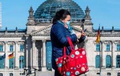 ΝΕΑ ΕΙΔΗΣΕΙΣ (Γερμανία:Υποχρεωτική η χρήση μάσκας σε όλη την χώρα από την επόμενη εβδομάδα)