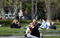 ΝΕΑ ΕΙΔΗΣΕΙΣ (Σουηδία: Oι αρχές ρίχνουν σε πάρκο κοπριά για απομάκρυνση των πολιτών)