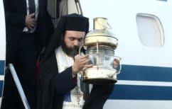 ΝΕΑ ΕΙΔΗΣΕΙΣ (Το απόγευμα στην Αθήνα το Άγιο Φως: Θα μεταφερθεί στον Πανάγιο Τάφο στην Πλάκα -Δεν θα διανεμηθεί στους πιστούς)