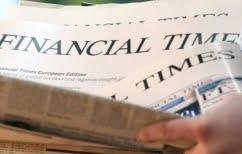 ΝΕΑ ΕΙΔΗΣΕΙΣ (Financial Times: Η ύφεση από τον κορωνοϊό θα ξεπεράσει ακόμα και αυτή του 1930)