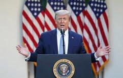 ΝΕΑ ΕΙΔΗΣΕΙΣ (Ο Τραμπ αποκλείει κάθε επαναδιαπραγμάτευση της συμφωνίας με την Κίνα για το εμπόριο)
