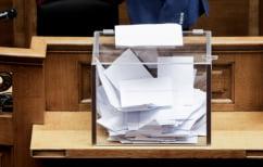ΝΕΑ ΕΙΔΗΣΕΙΣ (Απρόοπτα στη ψηφοφορία για τον Παπαγγελόπουλο: O Καλογιάννης έριξε ψηφοδέλτιο χωρίς φάκελο)