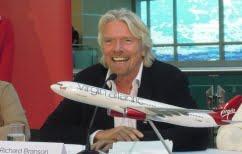 ΝΕΑ ΕΙΔΗΣΕΙΣ (Στενεύουν τα περιθώρια για τη διάσωση της Virgin Atlantic)