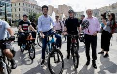 ΝΕΑ ΕΙΔΗΣΕΙΣ (Δύο νέους ποδηλατόδρομους στην Αθήνα εξήγγειλε ο Χατζηδάκης- Σε ποια σημεία)