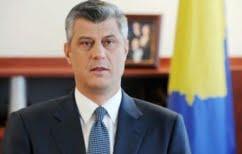 ΝΕΑ ΕΙΔΗΣΕΙΣ (Κόσοβο: Για εγκλήματα πολέμου κατηγορείται ο πρόεδρος Χασίμ Θάτσι)