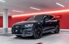 ΝΕΑ ΕΙΔΗΣΕΙΣ (Audi Q5: Το πρώτο υβριδικό μοντέλο της Audi με την υπογραφή της ABT)