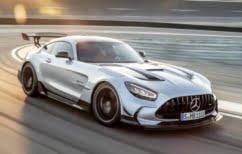 ΝΕΑ ΕΙΔΗΣΕΙΣ (Mercedes-AMG GT Black Series: Η πιο επιθετική και πιο δυνατή Mercedes-AMG παραγωγής)
