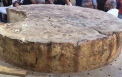 ΝΕΑ ΕΙΔΗΣΕΙΣ (Ρεκόρ Γκίνες: Tο μεγαλύτερο τυρί πεκορίνο στον κόσμο φτιάχτηκε στην Ιταλία)