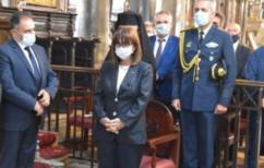 ΝΕΑ ΕΙΔΗΣΕΙΣ (Μήνυμα Σακελλαροπούλου στην Άγκυρα: «Η προκλητικότητα και η επιθετικότητα δεν μας πτοούν»)