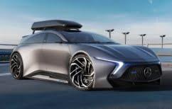 """ΝΕΑ ΕΙΔΗΣΕΙΣ (Η Mercedes-AMG EQR δείχνει σαν ηλεκτρικό """"Hyper Wagon"""")"""