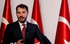 ΝΕΑ ΕΙΔΗΣΕΙΣ (Οριακή ανάπτυξη «βλέπει» ο Τούρκος ΥΠΟΙΚ παρά την πτώση της λίρας)