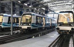 ΝΕΑ ΕΙΔΗΣΕΙΣ (Το μετρό Θεσσαλονίκης σε κίνηση για πρώτη φορά)