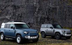 ΝΕΑ ΕΙΔΗΣΕΙΣ (Το Land Rover Defender τώρα και σε επαγγελματική έκδοση)