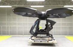 ΝΕΑ ΕΙΔΗΣΕΙΣ (Το πρώτο ιπτάμενο αυτοκίνητο της Τουρκίας πέρασε τα τεστ)