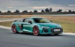 ΝΕΑ ΕΙΔΗΣΕΙΣ (Audi R8 Green Hell Edition: Η ειδική έκδοση της Audi για τις επιτυχίες του R8 LMS)