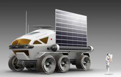 ΝΕΑ ΕΙΔΗΣΕΙΣ (Toyota: Φτιάχνει ερευνητικό διαστημικό rover)
