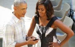 ΝΕΑ ΕΙΔΗΣΕΙΣ (Απίστευτο και όμως αληθινό: Ο Μπαράκ Ομπάμα έδωσε το κινητό του στο Twitter)