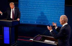 ΝΕΑ ΕΙΔΗΣΕΙΣ (Politico: Πανδαιμόνιο στο χθεσινό debate μεταξύ Τραμπ και Μπάιντεν)