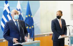 ΝΕΑ ΕΙΔΗΣΕΙΣ (Δένδιας: «Η Ελλάδα είναι πάντα έτοιμη για διάλογο με την Τουρκία»)