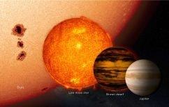 ΝΕΑ ΕΙΔΗΣΕΙΣ (NASA: Πώς μέσα από το πρόγραμμα Backyard Worlds ανακαλύφθηκε ένα σύστημα καφέ νάνων;)