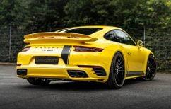 ΝΕΑ ΕΙΔΗΣΕΙΣ (Porsche 911 Turbo S: Μεγαλουργεί η Manhart στην νέα έκδοση)