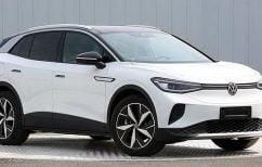 ΝΕΑ ΕΙΔΗΣΕΙΣ (VW ID.4: Το πρώτο αμιγώς ηλεκτρικό SUV μοντέλο της VW)