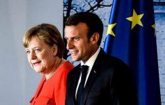 ΝΕΑ ΕΙΔΗΣΕΙΣ (Reuters: Τελεσίγραφο μίας εβδομάδας από Μακρόν και Μέρκελ προς Άγκυρα)