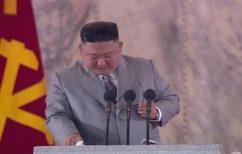 ΝΕΑ ΕΙΔΗΣΕΙΣ (Καρέ καρέ η στιγμή που ο Κιμ Γιονγκ Ουν έβαλε τα κλάματα – Δείτε γιατί (vid))