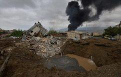 ΝΕΑ ΕΙΔΗΣΕΙΣ (Ναγκόρνο – Καραμπάχ: Κατάπαυση του πυρός για ανθρωπιστικούς λόγους)