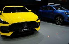 ΝΕΑ ΕΙΔΗΣΕΙΣ (Mercedes MG5: Έρχεται νέο μοντέλο με στοιχεία από Mercedes και Hyundai)