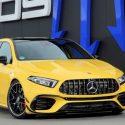 ΝΕΑ ΕΙΔΗΣΕΙΣ (Mercedes-AMG A 45 S: Έρχεται καλπάζοντας με 518 ίππους)