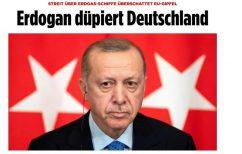 ΝΕΑ ΕΙΔΗΣΕΙΣ (Bild: Κατηγορεί τον Ερντογάν για εξαπάτηση του Βερολίνου)