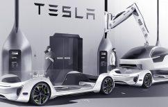 ΝΕΑ ΕΙΔΗΣΕΙΣ (Tesla: Νέα ανατρεπτική πρόταση αυτόνομου οχήματος)